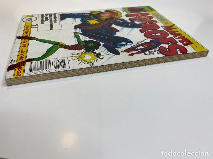 Cómics: Marvel Heroes (Longshot) Hulka, Spider-Man y El Castigador. (1988) - Foto 4 - 260400180