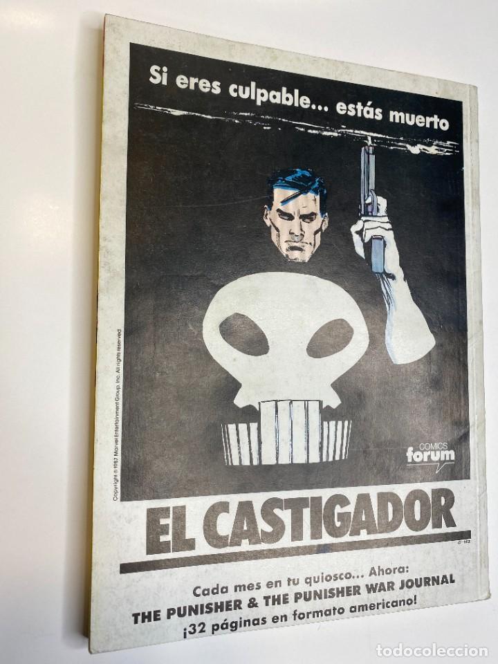 Cómics: Marvel Heroes (Longshot) Hulka, Spider-Man y El Castigador. (1988) - Foto 5 - 260400180