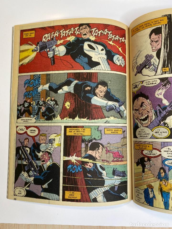 Cómics: Marvel Heroes (Longshot) Hulka, Spider-Man y El Castigador. (1988) - Foto 6 - 260400180