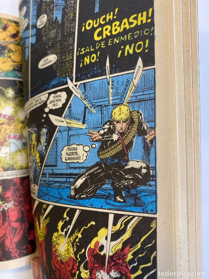 Cómics: Marvel Heroes (Longshot) Hulka, Spider-Man y El Castigador. (1988) - Foto 7 - 260400180