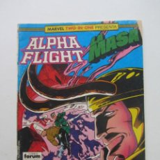 Cómics: MARVEL TWO - IN - ONE. ALPHA FLIGHT - LA MASA. Nº 44 FORUM ARX94. Lote 260456060