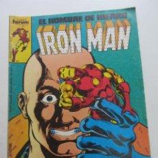 Cómics: IRON MAN EL HOMBRE DE HIERRO VOL 1 Nº 20 FORUM MUCHOS EN VENTA MIRA TUS FALTAS ARX95. Lote 260472520