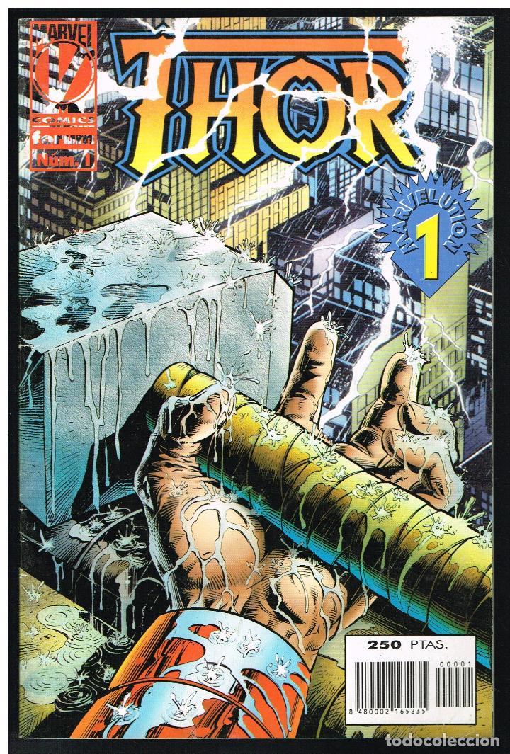 THOR Nº 1 - FORUM (Tebeos y Comics - Forum - Thor)