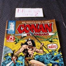 Comics: FORUM COMICS CONAN EL BARBARO NÚMERO 1 FANTASÍA HEROICA. Lote 260633655