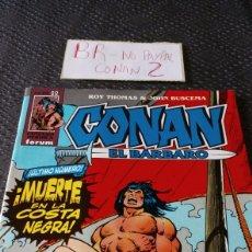 Comics: FORUM COMICS CONAN EL BARBARO NÚMERO 98 FANTASÍA HEROICA. Lote 260638190