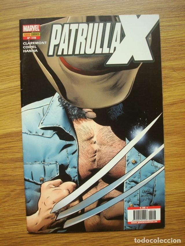 PATRULLA-X VOL. 2 Nº 116 (PANINI VOL. 2 DE FORUM Y PANINI) (Tebeos y Comics - Forum - Patrulla X)