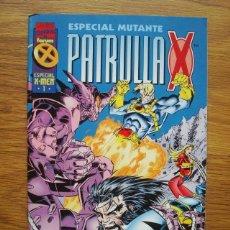 Comics: ESPECIAL MUTANTE PATRULLA-X (ESPECIAL PATRULLA-X VOL. 2 FORUM Y PANINI 1996). Lote 260696875