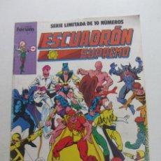 Cómics: ESCUADRON SUPREMO Nº 10 COMICS FORUM ARX95. Lote 260729650