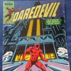 Cómics: DAREDEVIL # 33 VOLUMEN 1 FORUM. Lote 260748690