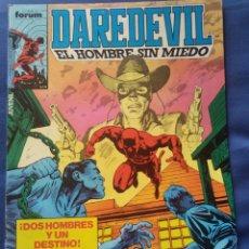 Cómics: DAREDEVIL # 38 VOLUMEN 1 FORUM. Lote 260748945