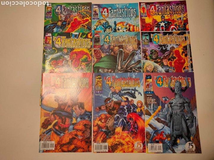 4 FANTÁSTICOS HEROES REBORN #1-9,11 - LEE, CHOI (Tebeos y Comics - Forum - 4 Fantásticos)