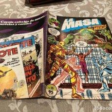 Cómics: LA MASA EL INCREIBLE HULK VOL 1 N°15 - EDICIONES FORUM. Lote 261448155