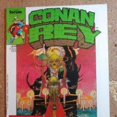 Comics : COMIC FORUM CONAN REY EN MUERTE EN ESTYGIA Nº 30. Lote 261580005