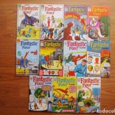 Cómics: FANTASTIC FOUR CLASSIC Nº 1 AL 11 COLECCIÓN COMPLETA (LOS 4 FANTÁSTICOS) FORUM. Lote 261582935