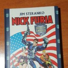 Cómics: NICK FURIA POR JIM STERANKO - FORUM - TOMO DE TAPA DURA Y 248 PÁGINAS. Lote 261613780