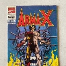 Cómics: ARMA X LOBEZNO #1 VOL1 FÓRUM 1ª EDICIÓN. Lote 261661900