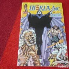 Cómics: IBERIA INC Nº 6 CON TRIADA VERTICE ( PACHECO MARIN ) FORUM LABERINTO. Lote 261665490