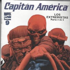 Cómics: CAPITAN AMERICA VOL. 5 - Nº 9 - PERFECTO ESTADO. Lote 261689090