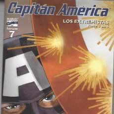 Cómics: CAPITAN AMERICA VOL. 5 - Nº 7 - PERFECTO ESTADO. Lote 261689210
