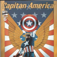 Cómics: CAPITAN AMERICA VOL. 5 - Nº 6 - PERFECTO ESTADO. Lote 261689265