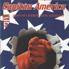 Cómics: CAPITAN AMERICA VOL. 5 - Nº 3 - PERFECTO ESTADO. Lote 261689530