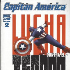 Cómics: CAPITAN AMERICA VOL. 5 - Nº 2 - PERFECTO ESTADO. Lote 261689650