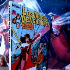 Cómics: CASI EXCELENTE ESTADO LOS NUEVOS VENGADORES DEL 41 LA 45 RETAPADO COMICS FORUM. Lote 261699875