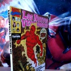 Cómics: CASI EXCELENTE ESTADO LOS NUEVOS VENGADORES DEL 46 LA 50 RETAPADO COMICS FORUM. Lote 261703820