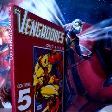 Cómics: MUY BUEN ESTADO LOS VENGADORES DEL 101 LA 105 RETAPADO COMICS FORUM. Lote 261712445