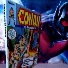 Cómics: MUY BUEN ESTADO CONAN EL BARBARO 71 AL 75 RETAPADO COMICS FÓRUM. Lote 261782275