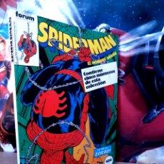 Cómics: EXCELENTE ESTADO SPIDERMAN 196 AL 200 RETAPADO COMICS FÓRUM. Lote 261784975