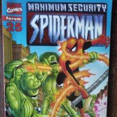 Cómics: SPIDERMAN V.5 VOLUMEN Nº 25 - SPIDER-MAN LOMO ROJO. Lote 261785690