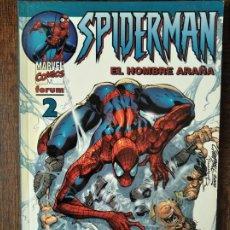 Cómics: SPIDERMAN V.6 VOLUMEN Nº 2 - SPIDER-MAN LOMO AZUL FORUM. Lote 261786925
