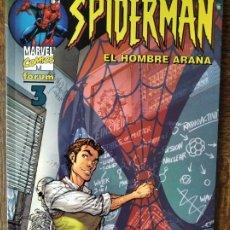 Cómics: SPIDERMAN V.6 VOLUMEN Nº 3 - SPIDER-MAN LOMO AZUL FORUM. Lote 261787000