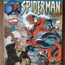 Cómics: SPIDERMAN V.6 VOLUMEN Nº 5 - SPIDER-MAN LOMO AZUL FORUM. Lote 261787040