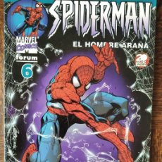 Cómics: SPIDERMAN V.6 VOLUMEN Nº 6 - SPIDER-MAN LOMO AZUL FORUM. Lote 261787090