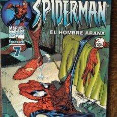 Cómics: SPIDERMAN V.6 VOLUMEN Nº 7 - SPIDER-MAN LOMO AZUL FORUM. Lote 261787145