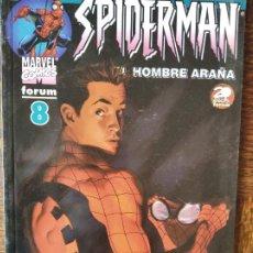 Cómics: SPIDERMAN V.6 VOLUMEN Nº 8 - SPIDER-MAN LOMO AZUL FORUM. Lote 261787180