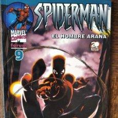 Cómics: SPIDERMAN V.6 VOLUMEN Nº 9 - SPIDER-MAN LOMO AZUL FORUM. Lote 261787220