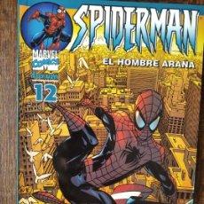 Cómics: SPIDERMAN V.6 VOLUMEN Nº 12 - SPIDER-MAN LOMO AZUL FORUM. Lote 261787375