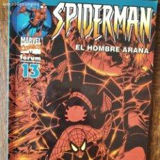 Cómics: SPIDERMAN V.6 VOLUMEN Nº 13 - SPIDER-MAN LOMO AZUL FORUM. Lote 261787435
