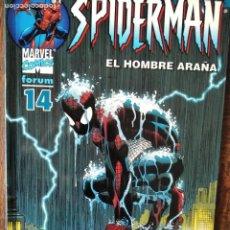 Cómics: SPIDERMAN V.6 VOLUMEN Nº 14 - SPIDER-MAN LOMO AZUL FORUM. Lote 261787485
