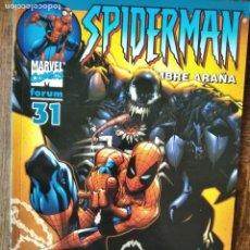Cómics: SPIDERMAN V.6 VOLUMEN Nº 31 - SPIDER-MAN LOMO AZUL FORUM. Lote 261787860