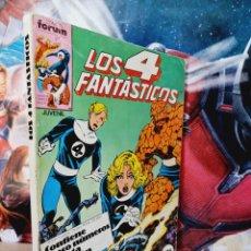 Cómics: BUEN ESTADO LOS 4 FANTASTICOS 36 AL 40 RETAPADO COMICS FÓRUM. Lote 261787970
