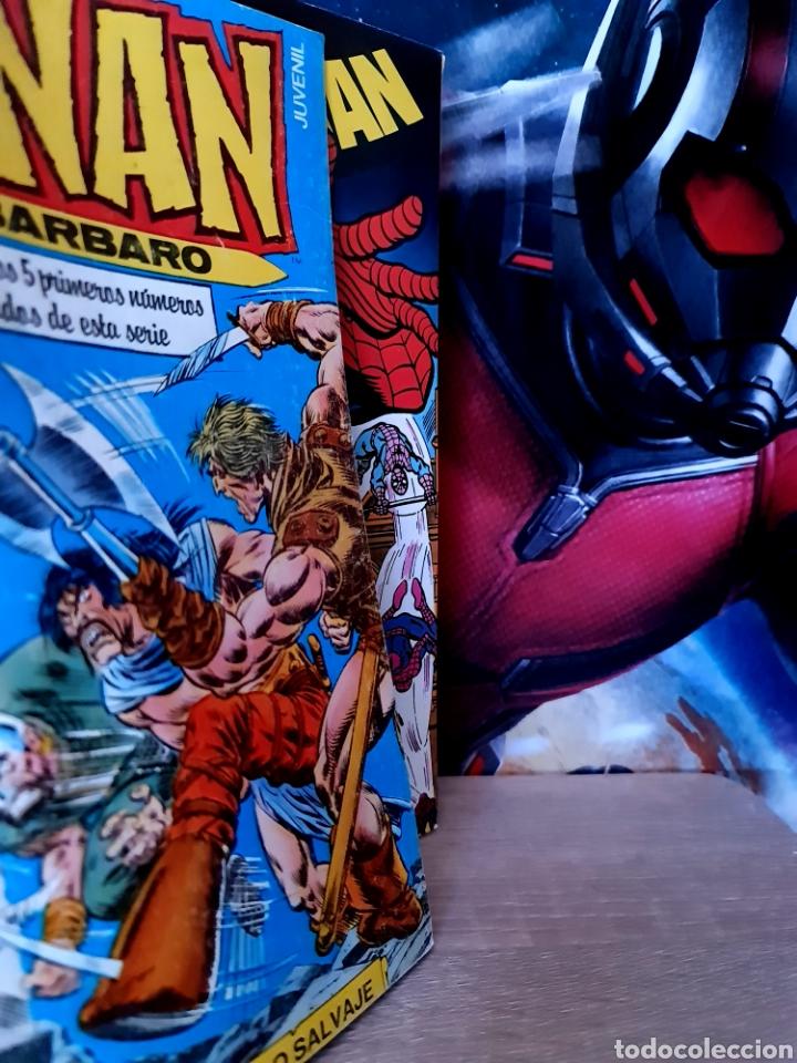 Cómics: MUY BUEN ESTADO CONAN EL BARBARO 1 AL 5 RETAPADO COMICS FÓRUM - Foto 3 - 261781745