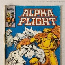 Cómics: ALPHA FLIGHT #18 VOL.1 FÓRUM 1ª EDICIÓN. Lote 261853500