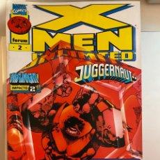 Cómics: X-MEN UNLIMITED 2 - FORUM. Lote 261864215