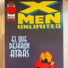 Cómics: X-MEN UNLIMITED 4 - FORUM. Lote 261864345
