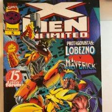 Cómics: X-MEN UNLIMITED 5 - FORUM. Lote 261864450