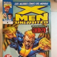 Cómics: X-MEN UNLIMITED 6 - FORUM. Lote 261864520